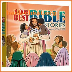 100+ Bible Stories Book icon