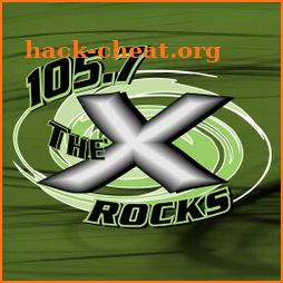 105.7 The X icon