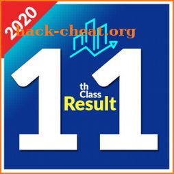 11th Class Result 2020 icon
