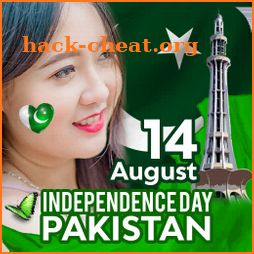 14 August Pakistan Day Photo Editor 2020 icon