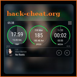 3 Circles - theme for CarWebGuru Launcher Hack Cheats and Tips
