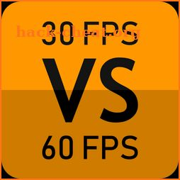 30 FPS vs 60 FPS icon