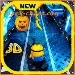 3D Banana Legends : Run Minion Run icon