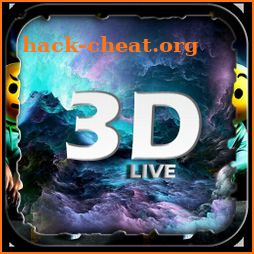 3D Live Wallpapers - Best 4K wallpaper icon