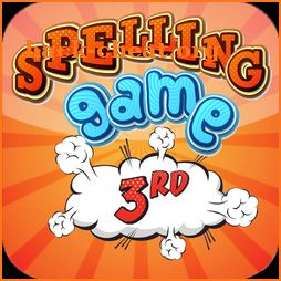 3rd Grade Spelling Games for Kids FREE icon