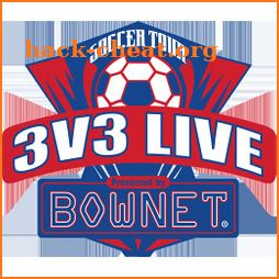 3v3 Live Soccer Tour icon