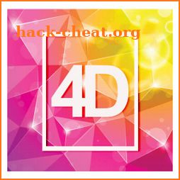 4D Parallax Live Wallpaper - 4K Backgrounds HD icon