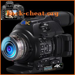 4K HD Pro Video Camera icon