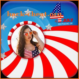 4th July Photo Frames icon