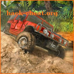 4x4 Crazy Stunts Offroad Jeep Driving icon