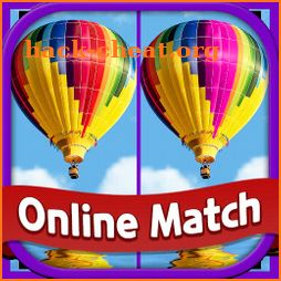 5 Differences - Online Match icon