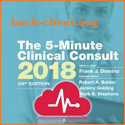 5 Minute Clinical Consult 2018 - #1 for 25 years icon