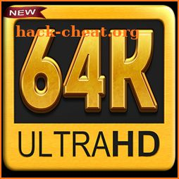 64K Video Player All Format - UHD & 64K resolution icon