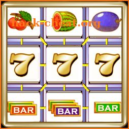 777 Slot 水果盤Gold icon