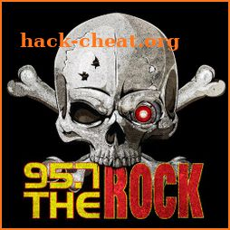 95-7 THE ROCK icon