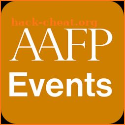 AAFP Events icon