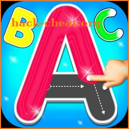 ABC Alphabet - Letter Tracing & Learning Colors icon