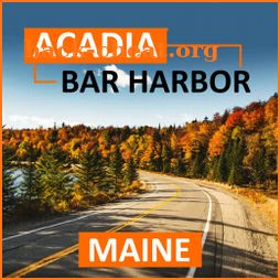 Acadia Bar Harbor Maine Tour icon