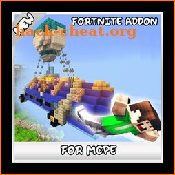 Addon Fortnite for MCPE icon