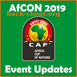 AFCON 2019 - African Cup of Nation 2019 icon