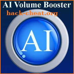 AI Volume Booster icon