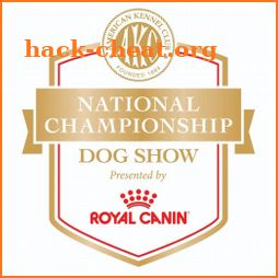 AKC National Championship icon