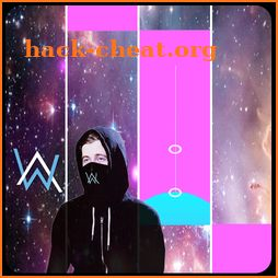 ALan Walker Paino Tiles icon