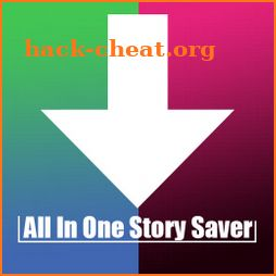 All in one story saver icon
