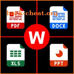 All Office Document Reader – Xlxs, Word, PPT, PDF icon