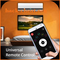 All Universal Remote Control - TV, AC icon