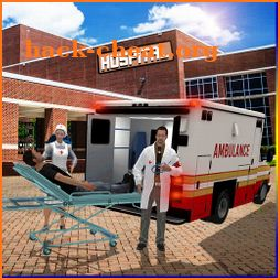 Ambulance Driver: Hospital Emergency Rescue Games icon
