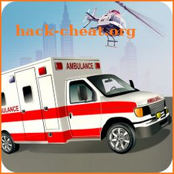 Ambulance Helicopter Game icon