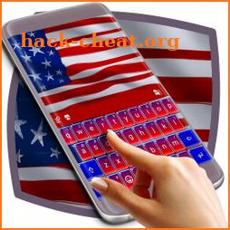 American Keyboard Free icon