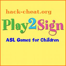 American Sign Language for Kids. Learn ASL icon