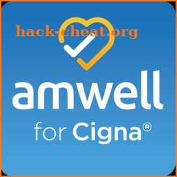 Amwell for Cigna Customers icon