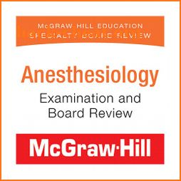 Anesthesiology Examination and Board Review icon