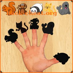 Animal Finger Family Puzzles Game icon