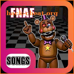 ANIMATRONICS  SONGS : FNAF SONGS 1 2 3 4 5 6 !! icon
