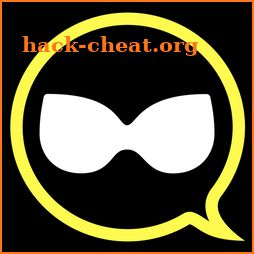 Anonymous Chat Rooms App to Meet New People Online icon