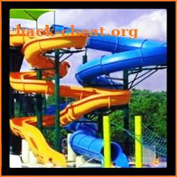 Aqua Water Park : Water Sliding Adventure icon