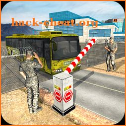 Army Bus Coach Driving: Bus Driver Games icon
