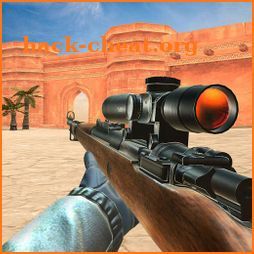 Army Counter Terrorist Shooting Strike Mission icon