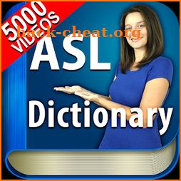 ASL Dictionary - Sign Language icon