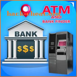 ATM and Bank Location Finder icon