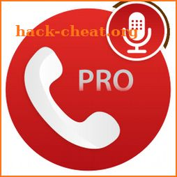 Auto call recorder Pro icon