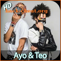 Ayo & Teo Wallpaper | Teo & Ayo Wallpapers icon
