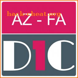 Azerbaijani - Farsi Dictionary (Dic1) icon