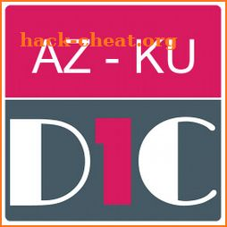 Azerbaijani - Kurdish Dictionary (Dic1) icon