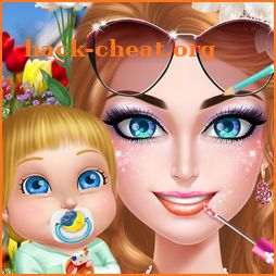 Baby Care & Dress Up - Baby Princess Makeover icon