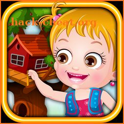 Baby Hazel Tree House icon